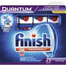 Finish Quantum Base Capsules (Pack of 25)