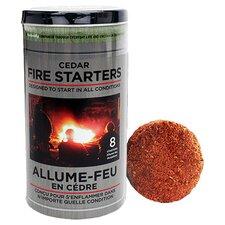 Cedar Fire Starter
