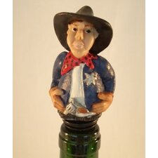 3 Piece Wild West Bottle Stopper Set