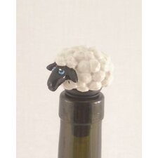 3 Piece Farm Animal Bottle Stopper Set