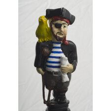 3 Piece Pirate Bottle Stopper Set