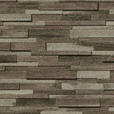 Thin Wood Blocks Wallpaper