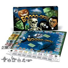 Boo-opoly Board Game
