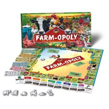 <strong>Late for the Sky</strong> Farm-opoly Board Game