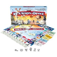 Houston-Opoly Board Game
