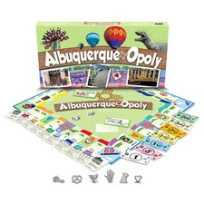 Albuquerque-Opoly Board Game
