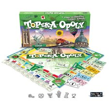 Topeka-Opoly Board Game
