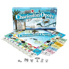 Charleston-Opoly Board Game