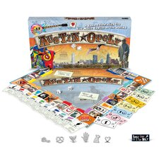 Austin-Opoly Board Game