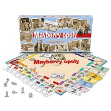 Mayberry-Opoly Board Game