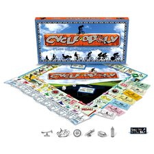 Cycle-Opoly Board Game
