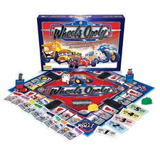Wheels-opoly Board Game