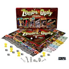 Zombie Opoly Game