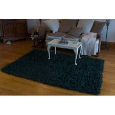 <strong>TheRealRugCompany</strong> Suede Grape Leaf Shaggy Rug