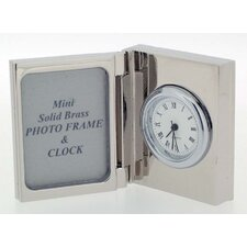 Mini Photo Frame Clock