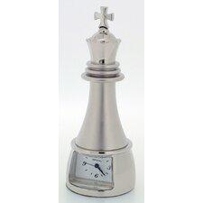 Chess King Clock