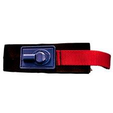 Quick Release Velcro Seat Belt
