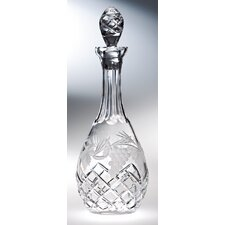 38 oz. Crystal Wine Decanter