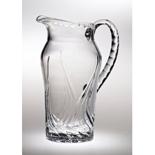 Flame 26 oz. Crystal Pitcher