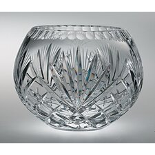 "<strong>Majestic Crystal</strong> 12"" Crystal Rose Bowl"