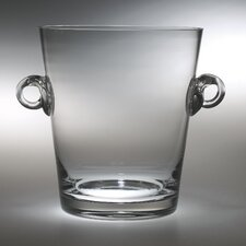 <strong>Majestic Crystal</strong> High Quality Glass Cooler/Ice Bucket