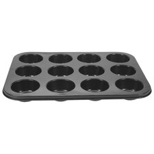35cm Non Stick Baking Tray in Black