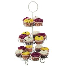 50cm Stainless Steel Cupcake Stand