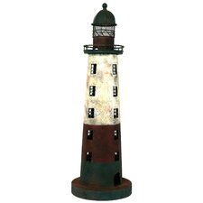 Lighthouse Table Art Sculpture