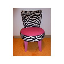 Zebra Kids Desk Chair