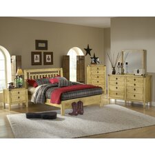 Tahoe King Platform Bedroom Collection