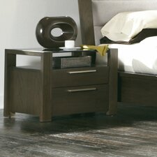 <strong>Casana Furniture Company</strong> Montreal 2 Drawer Nightstand