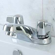 <strong>Kingston Brass</strong> Americana Double Handle Centerset Bathroom Faucet