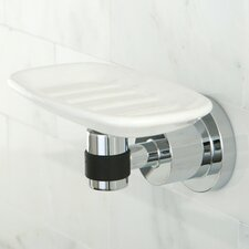<strong>Kingston Brass</strong> Kaiser Wall Mount Soap Dish