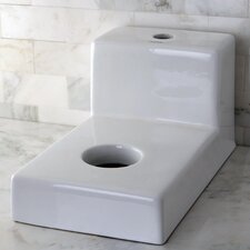 Castle China Vessel Bathroom Sink Holder