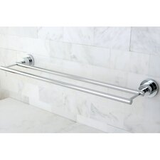 "<strong>Kingston Brass</strong> Concord 24"" Dual Towel Bar"