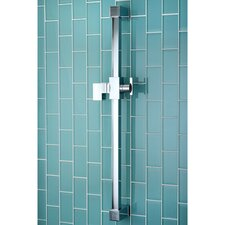 "Claremont 23.6"" Square Shower Slide Bar"
