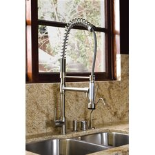 Concord Single Handle Pull-Down Kitchen Faucet