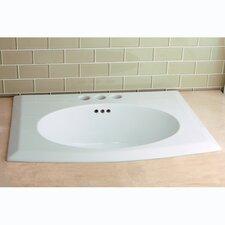 Courtyard China Countertop Bathroom Sink