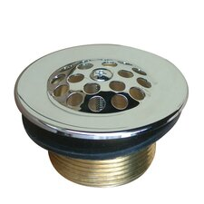 "<strong>Kingston Brass</strong> Made to Match 2.88"" Tub Drain Strainer and Grid"