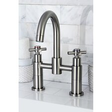 Concord Double Handle Vessel Sink Faucet
