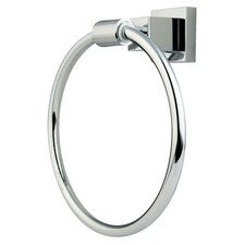 "<strong>Kingston Brass</strong> Claremont 6.5"" Towel Ring"