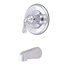 <strong>Kingston Brass</strong> Magellan Single Handle Tub Faucet