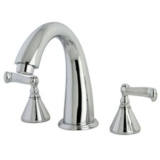 Roman Double Handle Roman Tub Filler