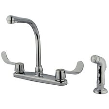 Magellan Kitchen Faucet with Blade Handles