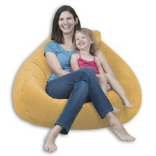 Kids' Two Seater Bean Bag Chair