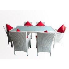 7-tlg. Tischset