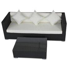 2-tlg. Sofa-Set