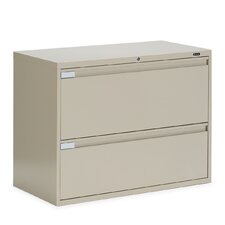 "9300 Series 36"" W Two-Drawer Lateral File"