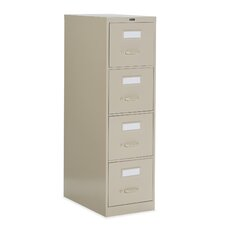 Four-Drawer Vertical Legal File