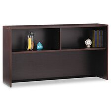 "<strong>Global Total Office</strong> Genoa Series 36"" H x 66"" W Desk Hutch"